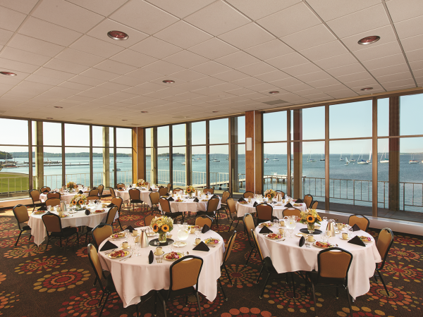 Pyle Center Alumni Lounge